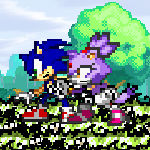 Sonic and Blaze The Rise of Chaos Beasts Opening