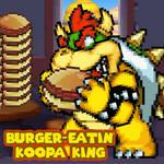 Burger-Eatin' Koopa King Animation