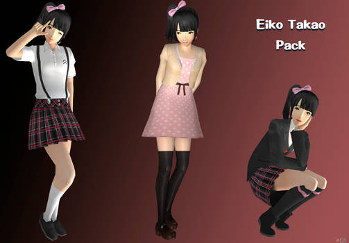 Persona 5: Eiko Takao pack (DL)