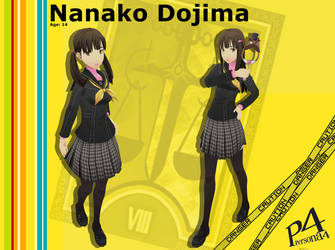 Persona 4: Teen Nanako (Mod)(DL) for XPS by NecroCainALX