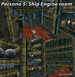 Persona 5: Ship Engine Room [XPS] (DL)