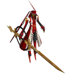 Persona 5 Royal - Izanagi No Okami Picaro FBX/XPS