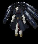 Persona 5 Royal Thanatos [FBX/XPS]