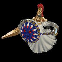 Persona 5 Royal Athena [FBX/XPS]