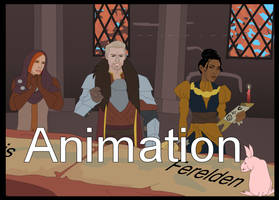 Dragon Age Inquisition Parody