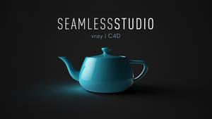 Free Seamless Studio Setup vray/C4D