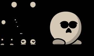 Teeworlds Tee Skeleton