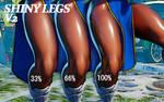 Chun-Li Shiny Legs