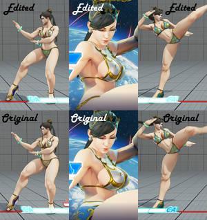 Chun -- Lean Bikini