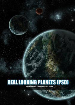 High Res PSD Planets
