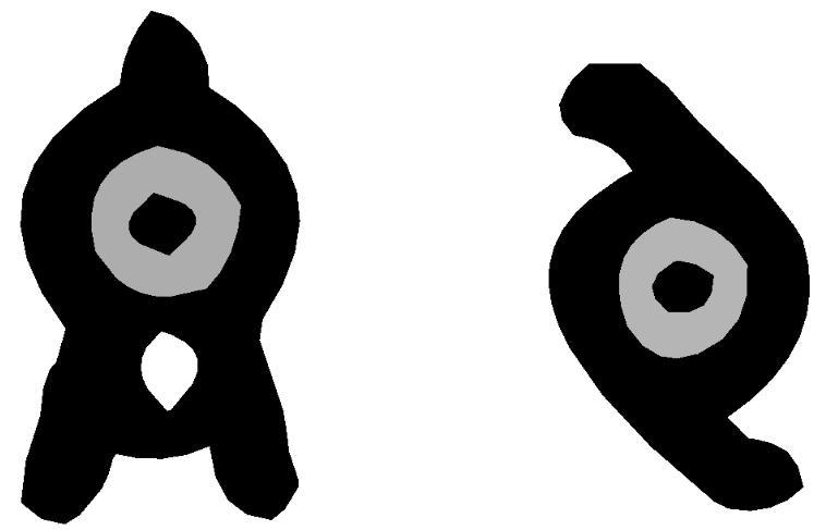 MMD - Unown Alphabet A-Z + DL