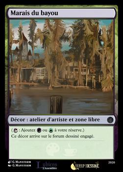 Marais du bayou