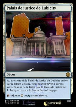 Palais de justice de Lubicity Decor