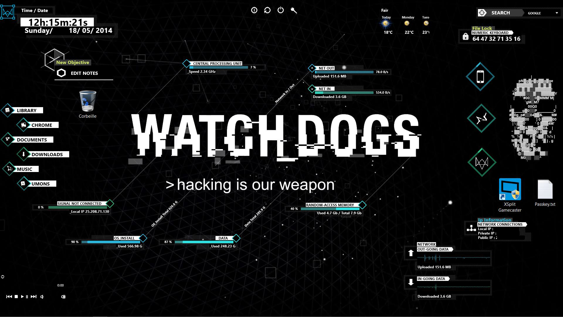 Watch Dogs  Files Download