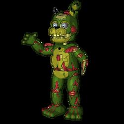 Scraptrap Pixel Art Animation by Popi01234