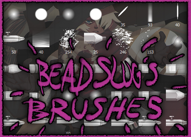 DeadSlug's brushes