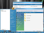 Windows Live XP - msstyle by GruvSyco