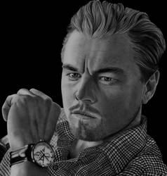 Leonardo Drawing Animation