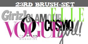 Brushes - Magazines by M-ichiel