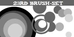 Brushes - Round by M-ichiel