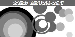 Brushes - Round by M-ichiel