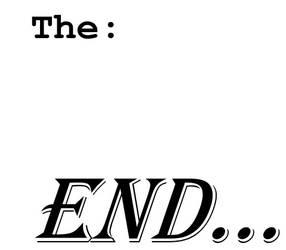 The END by MrGreyMan