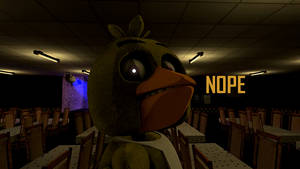 Chica Nope [animated]
