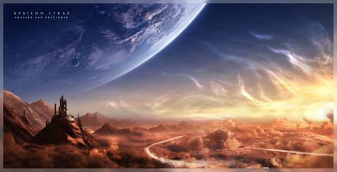 Epsilon Lyrae by Pr3t3nd3r