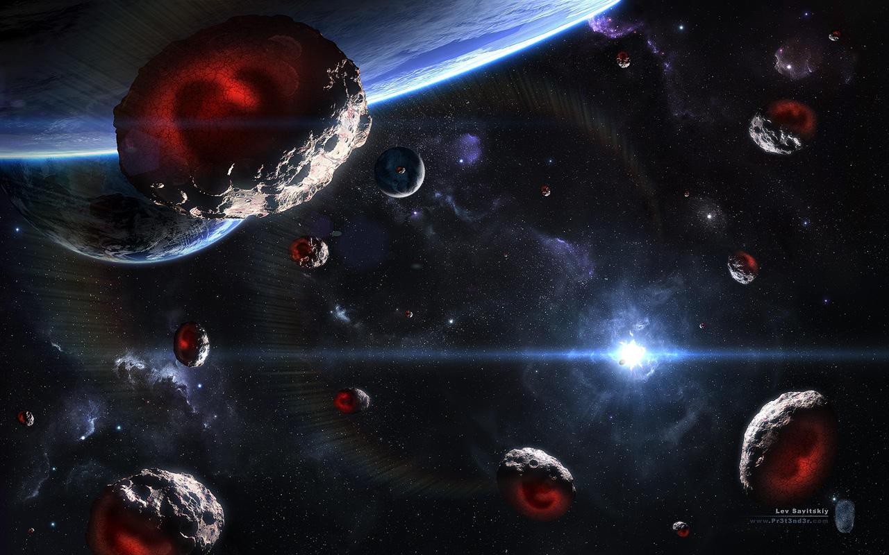 Genesis aka Spaceballs by Pr3t3nd3r
