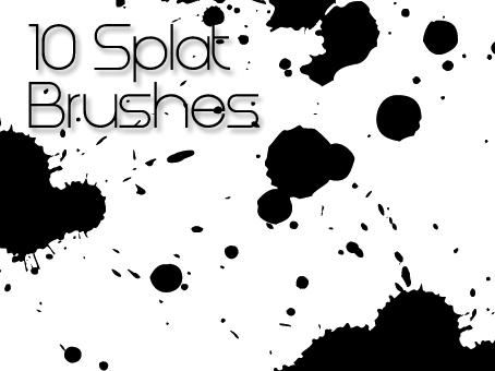 Splat Brushes by dead-liam