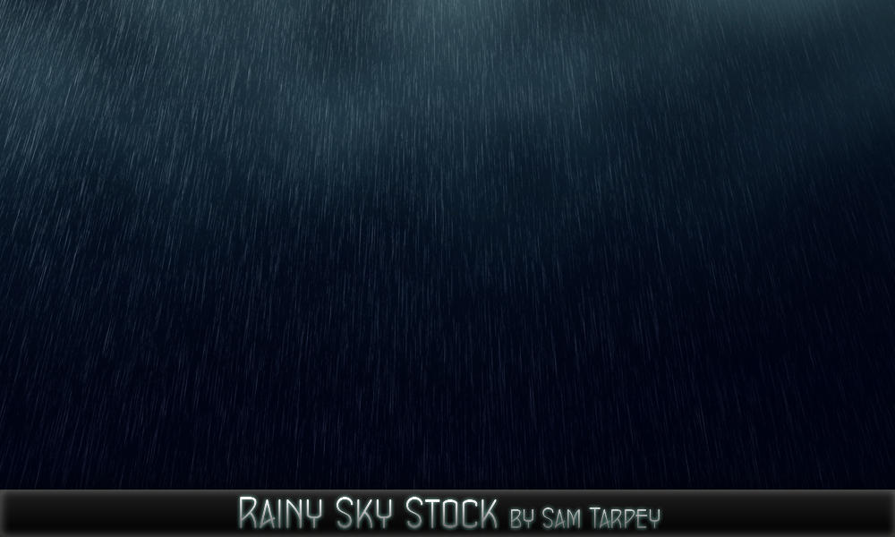 rainy sky stock by mrsnerg on deviantart