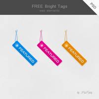 FREE Bright Tags