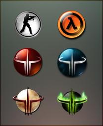 All icons repost CS HL Q3