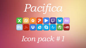 Pacifica Icon Pack #1
