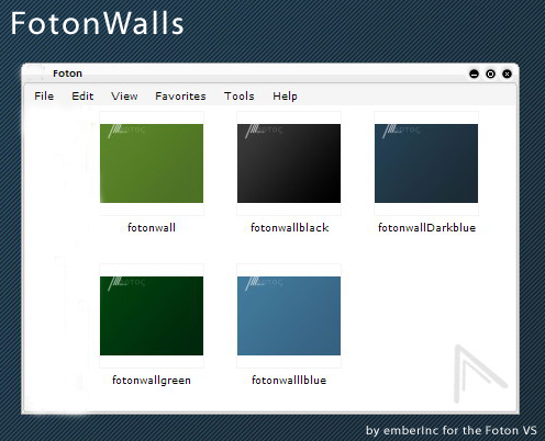 Foton VS Wallpapers by emberInc