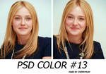 Psd Color By Cherryrum#13