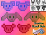 Brushes Kawaii Pets by RainboWxMikA