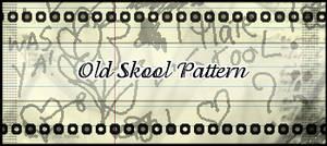 Old School Gimp Pattern