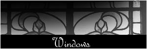 Windows by MissLittlewood