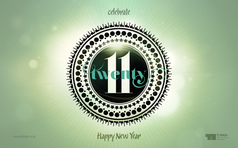 Celebrate 2011-Happy New Year by tj-singh