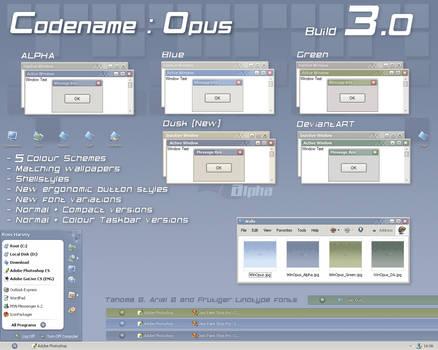 Codename: Opus 3.0 by b0se