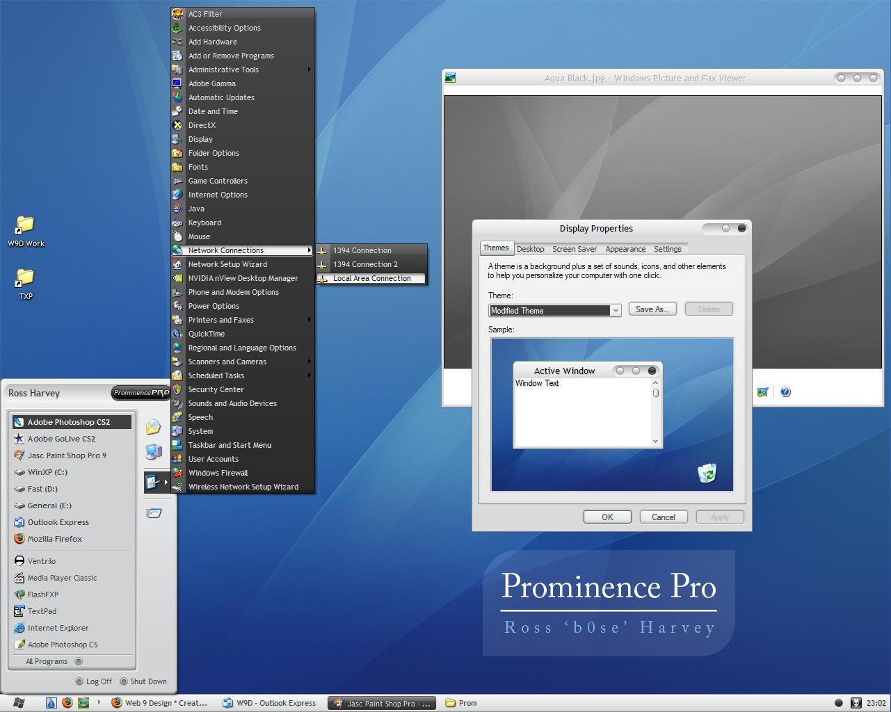 Prominence Pro by b0se