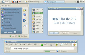 XPM Classic RC2 by b0se
