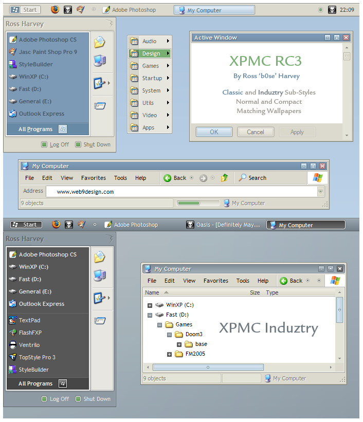 XPMC RC3 by b0se