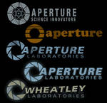 Aperture logo load screens