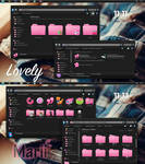 Theme Iconpackager Lovely
