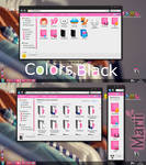 Theme Iconpackager Clors Black