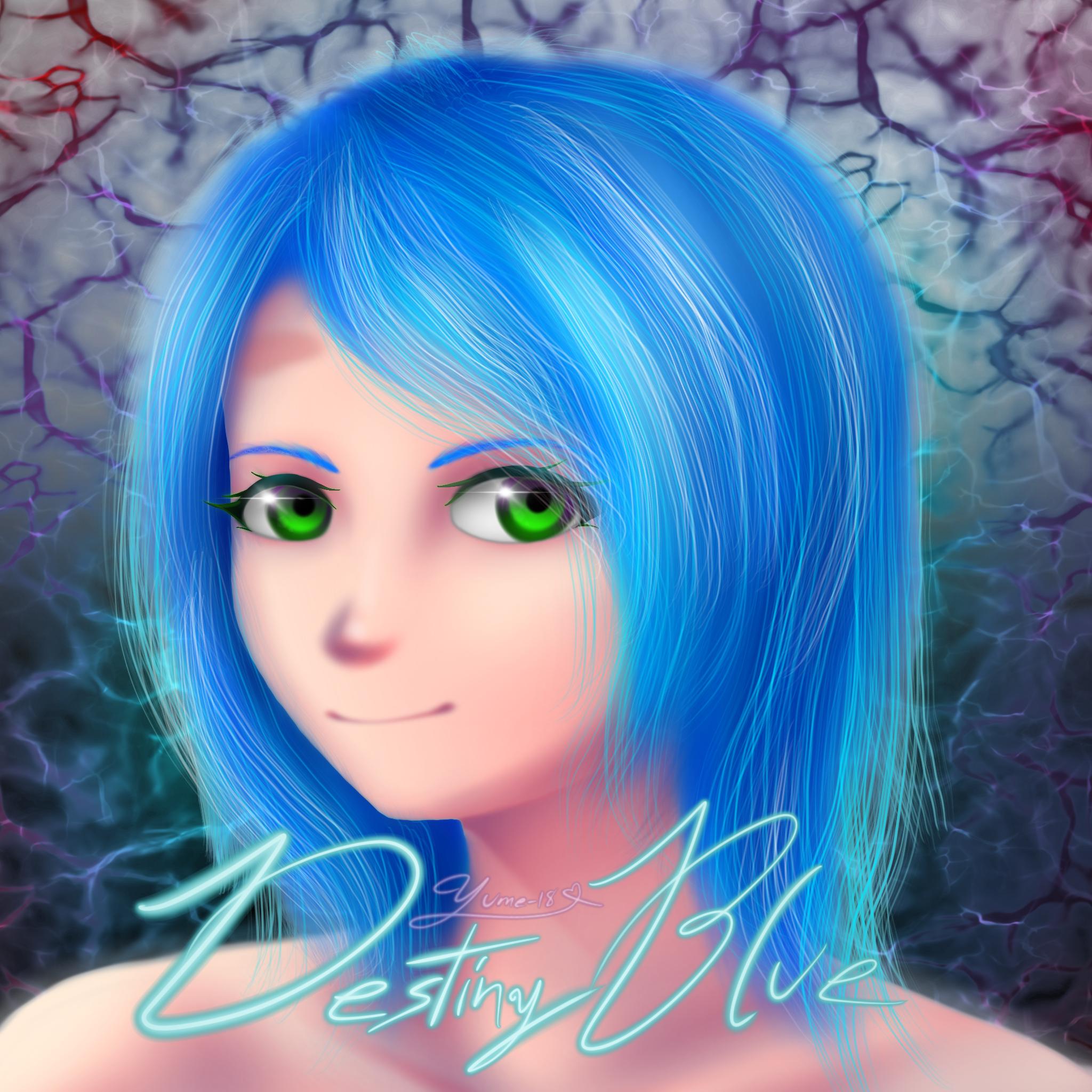 DestinyBlue by Yume-18