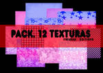 Pack. 12 Texturas