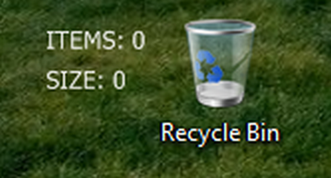 Trash Stats by Geduget